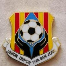Coleccionismo deportivo: PIN FUTBOL - ZARAGOZA - DEPORTIVO SAN JOSE. Lote 222099471