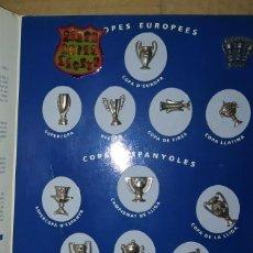 Coleccionismo deportivo: PINS LES COPES DEL BARÇA. Lote 222659923