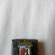 Coleccionismo deportivo: INSIGNIA EQUIPO DE FÚTBOL SAX C. F.. Lote 222660950