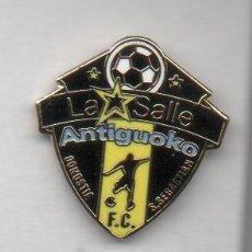 Coleccionismo deportivo: UGALTEGI C.F-LA SALLE ANTIGUOKO-SAN SEBASTIAN-GUIPUZCOA. Lote 222665392