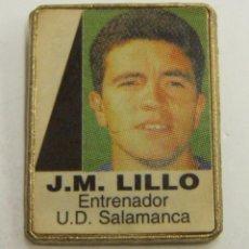 Coleccionismo deportivo: PIN J.M.LILLO U.D.SALAMANCA. Lote 222742215