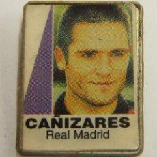Coleccionismo deportivo: PIN CAÑIZARES REAL MADRID. Lote 222742818