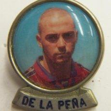 Coleccionismo deportivo: PIN DE LA PEÑA F.C.BARCELONA. Lote 222749206