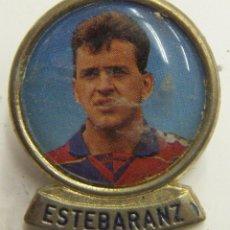 Coleccionismo deportivo: PIN ESTEBARANZ F.C.BARCELONA. Lote 222750813