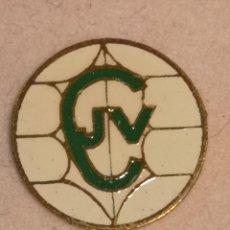 Collectionnisme sportif: PIN FUTBOL - ASTURIAS - GIJON - VEGA - CLUB JUVENTUD VEGA. Lote 226976161
