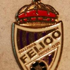 Collectionnisme sportif: PIN FUTBOL - ASTURIAS - GIJON - TALLERES FEIJOO FC. Lote 226977120