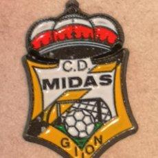 Collectionnisme sportif: PIN FUTBOL - ASTURIAS - GIJON - CD MIDAS. Lote 226980165