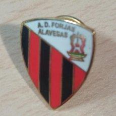 Collectionnisme sportif: PIN PINS FUTBOL A.D. FORJAS ALAVESAS (PAIS VASCO). Lote 226989400