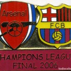 Coleccionismo deportivo: FC BARCELONA - ARSENAL FC (CHAMPIONS LEAGUE 2005-06). Lote 229136715