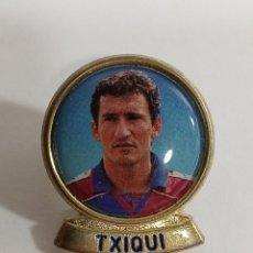 Coleccionismo deportivo: PIN FC BARCELONA TXIQUI DREAM TEAM 94/95. Lote 233866600