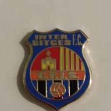 Coleccionismo deportivo: INTER SITGES F C... BARCELONA. Lote 234316315