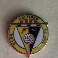 Coleccionismo deportivo: CLUB DELFINES LA PAZ... BARCELONA. Lote 234317290
