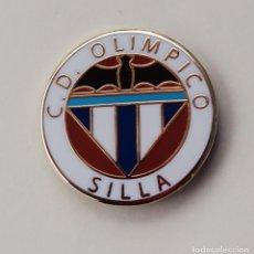 Coleccionismo deportivo: C D OLÍMPICO SILLA... VALENCIA. Lote 234341690