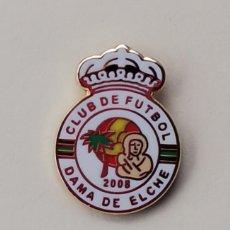 Coleccionismo deportivo: DAMA DE ELCHE C F... ALICANTE. Lote 234343010