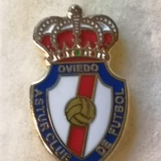 Colecionismo desportivo: PIN FUTBOL - ASTURIAS - OVIEDO - ASTUR CF. Lote 235404100