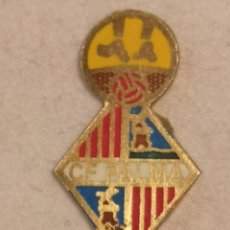 Collectionnisme sportif: PIN FUTBOL - MALLORCA - PALMA - CF PALMA. Lote 240765270