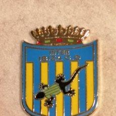 Collezionismo sportivo: PIN FUTBOL - EIVISSA-IBIZA - EIVISSA - INTER IBIZA CD. Lote 242247640