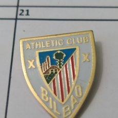 Coleccionismo deportivo: PINS DE FÚTBOL. ESMALTE. ATHLETIC CLUB DE BILBAO. Lote 243186200