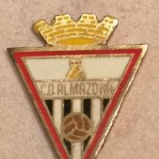Coleccionismo deportivo: PIN FUTBOL - CASTELLÓ (CASTELLON-ALMAZORA) - ALMASSORA - CD ALMAZORA. Lote 243341055