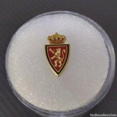Collezionismo sportivo: PIN REAL ZARAGOZA. Lote 243471480