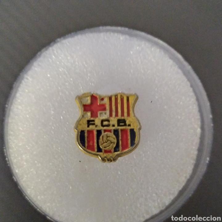 PIN FC BARCELONA (Coleccionismo Deportivo - Pins de Deportes - Fútbol)