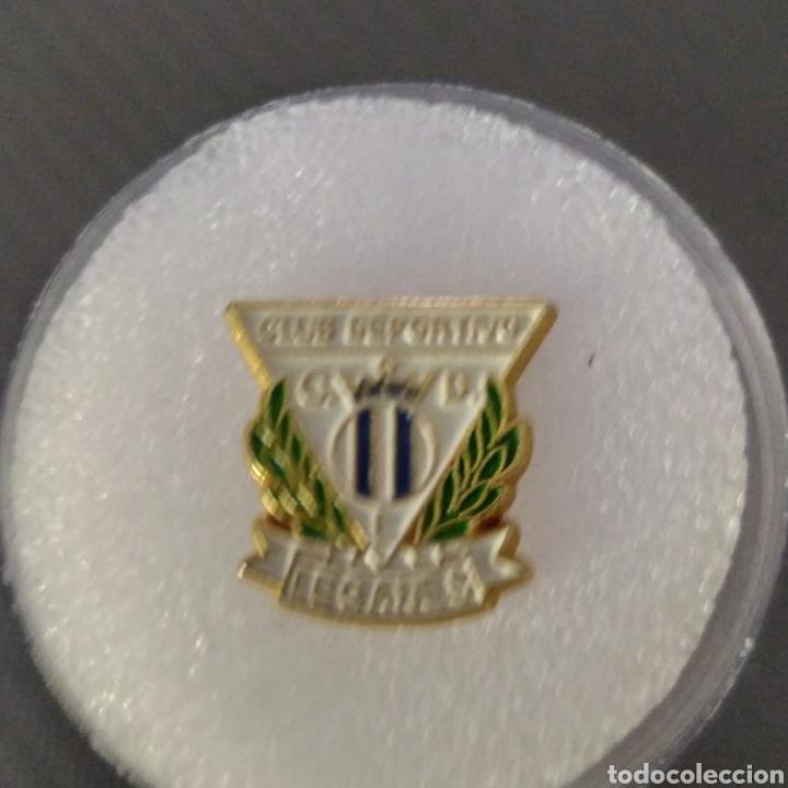 PIN CD LEGANÉS (Coleccionismo Deportivo - Pins de Deportes - Fútbol)