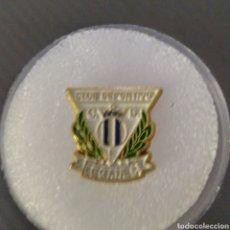 Coleccionismo deportivo: PIN CD LEGANÉS. Lote 243472545