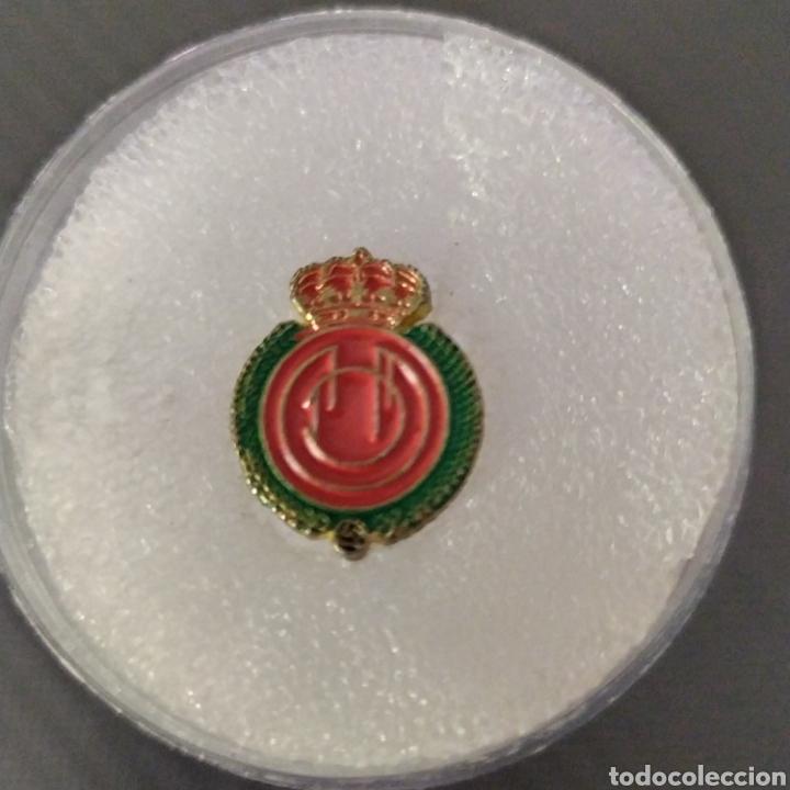 PIN ANTIGUO RCD MALLORCA (Coleccionismo Deportivo - Pins de Deportes - Fútbol)