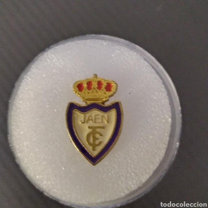 PIN REAL JAÉN (Coleccionismo Deportivo - Pins de Deportes - Fútbol)