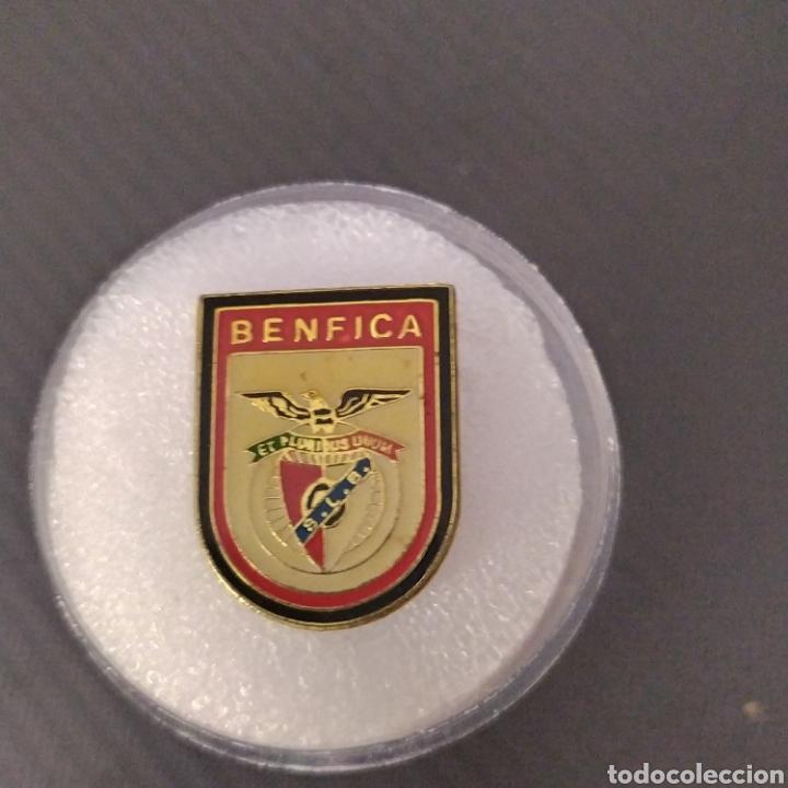 PIN BENFICA (Coleccionismo Deportivo - Pins de Deportes - Fútbol)