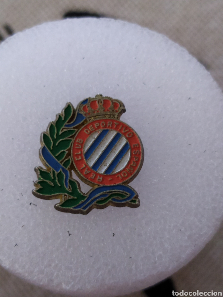 PINS ESPANYOL ANTIGUO (Coleccionismo Deportivo - Pins de Deportes - Fútbol)