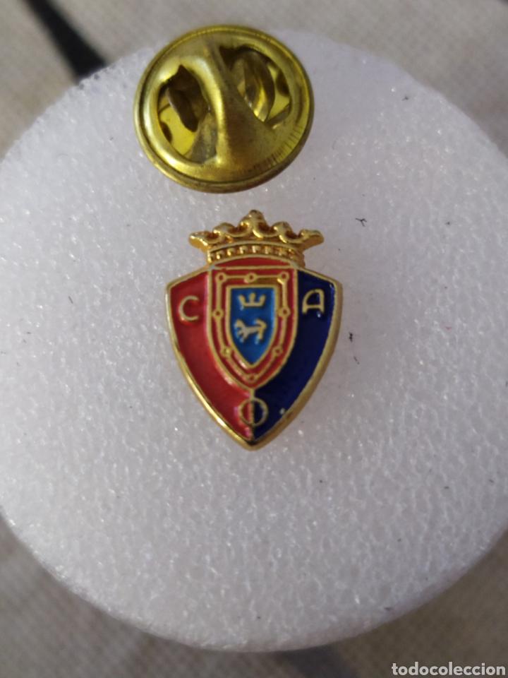 PIN ATLÉTICO OSASUNA (Coleccionismo Deportivo - Pins de Deportes - Fútbol)