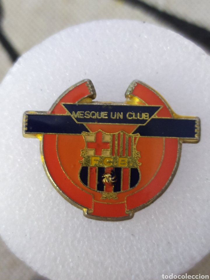 PIN ANTIGUO FC BARCELONA (Coleccionismo Deportivo - Pins de Deportes - Fútbol)