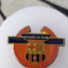 Coleccionismo deportivo: PIN ANTIGUO FC BARCELONA. Lote 243605975
