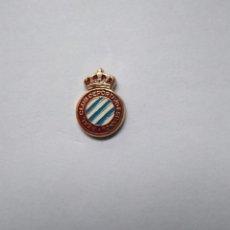 Coleccionismo deportivo: PIN DEL REAL CLUB DEPORTIVO ESPAÑOL - DE BARCELONA. Lote 244554690