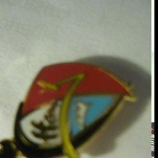 Coleccionismo deportivo: PIN FEDERACION FUTBOL CASTILLA LA MANCHA. Lote 244564660