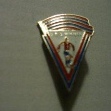 Coleccionismo deportivo: PIN FUTBOL U.D.SAN MIGUEL ¡¡AGUJA¡¡. Lote 244566060