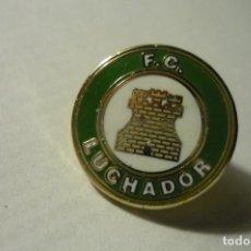 Coleccionismo deportivo: PIN FUTBOL FC LUCHADOR. Lote 244566250