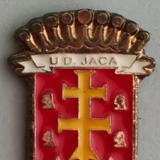 Coleccionismo deportivo: ARAGON.... U. D. JACA.... HUESCA. Lote 244614330