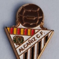 Coleccionismo deportivo: ARAGON.... ALCAÑIZ. C. F.... TERUEL. Lote 244615085
