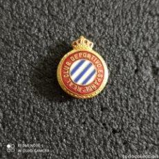 Collezionismo sportivo: PIN REAL CLUB DEPORTIVO ESPAÑOL - BARCELONA. Lote 244817705