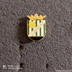 Collezionismo sportivo: PIN C.D. QUINTANAR DEL REY - QUINTANAR DEL REY (CUENCA). Lote 244840505