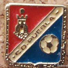 Coleccionismo deportivo: INSIGNIA ESCUDO C.D. PUEBLA. Lote 244912720
