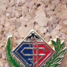 Coleccionismo deportivo: INSIGNIA CLUB DEPORTIVO SOLEDAD (BALEARES). Lote 244915290