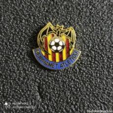 Coleccionismo deportivo: PIN BENIMAMET ATCO. - BENIMAMET (VALENCIA). Lote 245976845