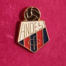 Coleccionismo deportivo: ASTURIAS..... ANDES C. F.. Lote 245987155