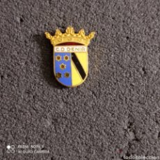 Coleccionismo deportivo: PIN C.D. DENIA - DENIA (ALICANTE). Lote 246096420