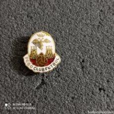 Coleccionismo deportivo: PIN PEGO C.F. - PEGO (ALICANTE). Lote 246096795