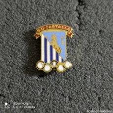 Coleccionismo deportivo: PIN S.D. CASTALLA - CASTALLA (ALICANTE). Lote 246096970