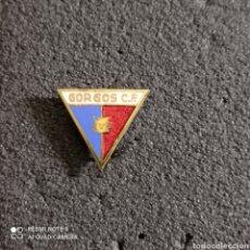 Coleccionismo deportivo: PIN GORGOS C.F. - GORGOS (ALICANTE). Lote 246098020
